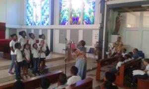Chorale Vocal Louange Séminaire Collège
