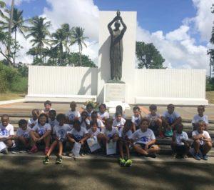 Visite au Monument aux morts et hommage aux victimes de guerre 2